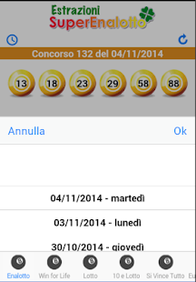 Free Download Estrazioni Lotto APK