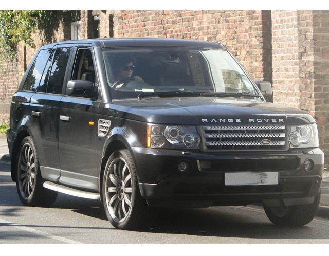 Harry Styles Range Range Rover Sport