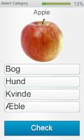 Screenshot of Learn Danish - Fabulo