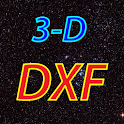 DXF View 3D icon