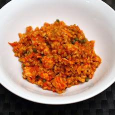 Lidia Bastianich's Farro with Tuna and Tomatoes