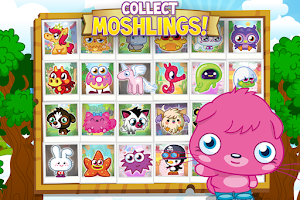 Screenshot of Moshi Monsters Village