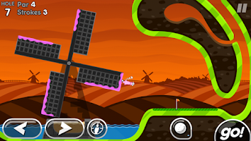 Screenshot of Super Stickman Golf 2