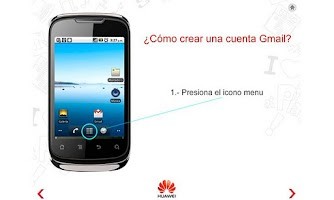 Screenshot of Huawei Capacitación 2011