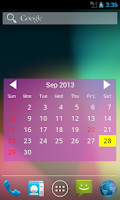 Screenshot of Malaysia Holiday Calendar 2015