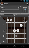 Screenshot of Chord! (Guitar Chord Finder)