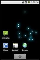 Screenshot of Live Firefly Wallpaper
