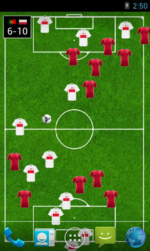 Euro 2012 Live Wallpaper Free