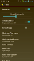 Screenshot of Brightness Control