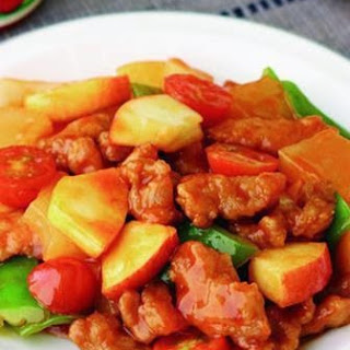 Tomatoes And Sour Pork