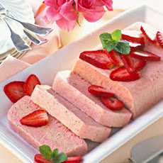 Frozen Strawberry Zabaglione