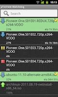 Screenshot of uTorrent Watchdog
