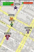 Screenshot of GPS Earth Defense