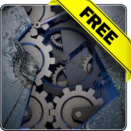Mechanical gear free LOGO-APP點子