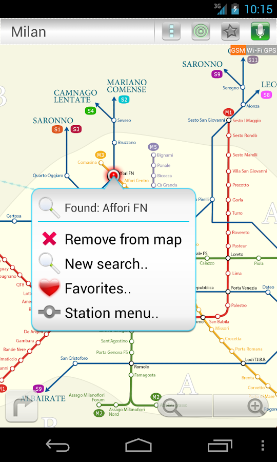 Milan (Metro 24) - Android Apps on Google Play
