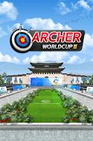 Screenshot of ArcherWorldCup - Archery game