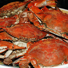 Favorite Festival Steamed Crabs