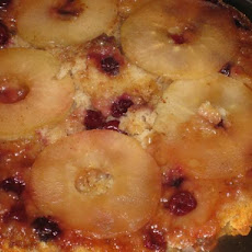 Cranberry Baked Pancakes-Arsenic and Old Lace B&b Inn