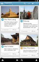Screenshot of Laos Travel Guide by Triposo