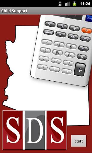 AZ Child Support Calculator