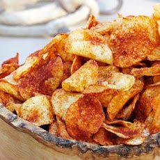 Smoky Paprika BBQ Potato Chips Recipe