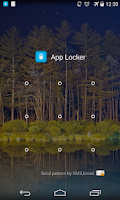 Screenshot of App Lock