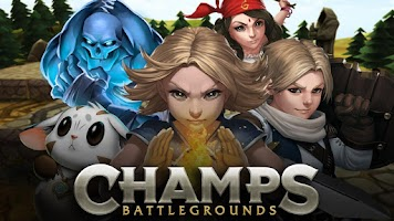 Screenshot of Champs: Battlegrounds