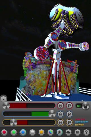 Funfair Ride Simulator: Circus - screenshot