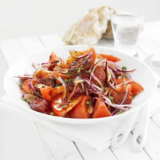 Chorizo Salad Recipes