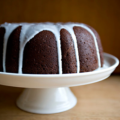 Sour Cream Chocolate Bundt Cake