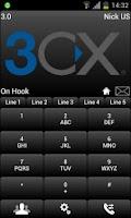 Screenshot of 3CXPhone for Phone System v11