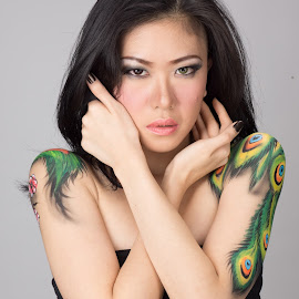 by Dedi Wahyudi - People Body Art/Tattoos