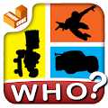 Who am I? - shadow character APK for Bluestacks