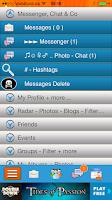 Screenshot of People+Faces►Radar + Loop-Chat