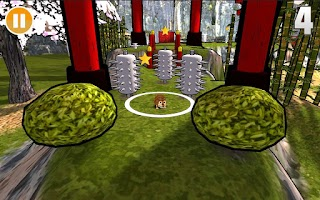 Screenshot of Armaroller (3D Mini Golf)