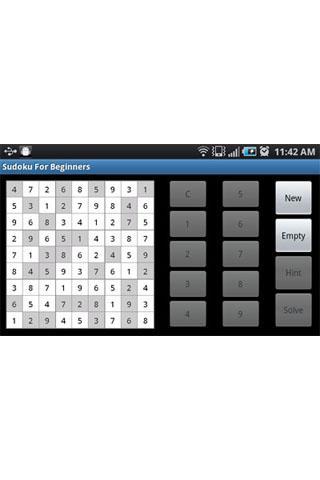 Sudoku For Beginners