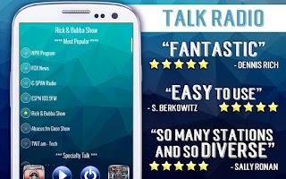 Screenshot of Free Talk Radio