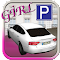 Girl Car Parking 3D 1.4 Apk