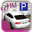 Girl Car Parking 3D for Lollipop - Android 5.0