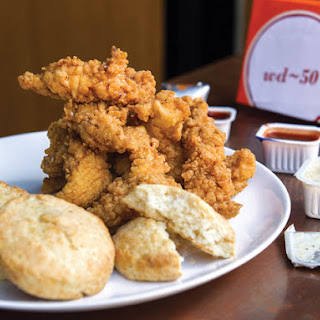 Popeyes-Style Chicken Tenders From 'Fried & True'
