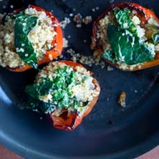 Shauna James Ahern's Quinoa-Stuffed Peppers