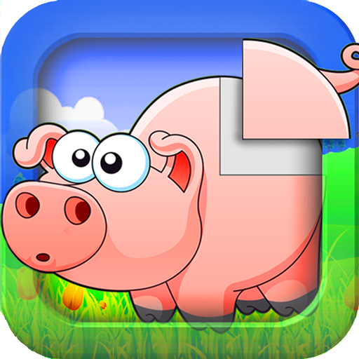 Animal sounds puzzle HD game (apk) free download for Android/PC/Windows
