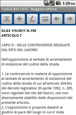 【免費書籍App】Codice dei Riti Civili-APP點子