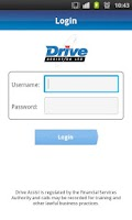 Screenshot of Drive Assist