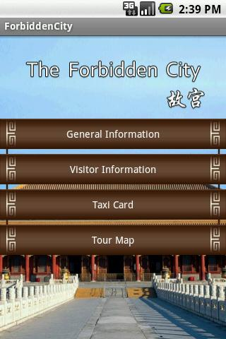 Forbidden City Guide