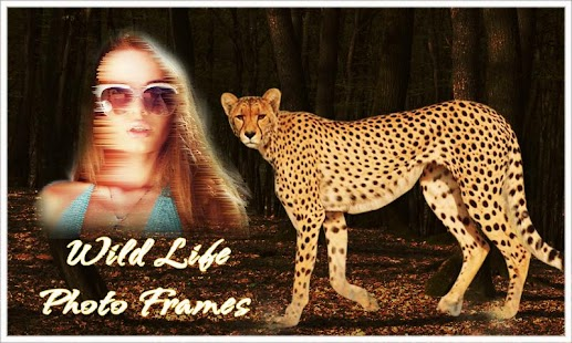 Wild Life Frames With Effects - screenshot