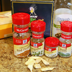Italian Seasoned Salt Chicken in the Slow Cooker