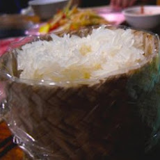 Coconut Sticky Rice Recipe