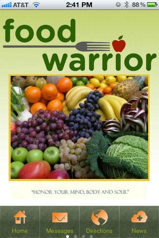 The Food Warrior