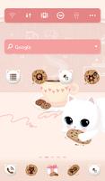 Screenshot of 초코칩 고양이 도돌런처 테마 확장팩